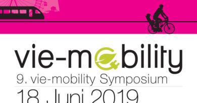 9. vie-mobility – Einladung und Programmheft 2019