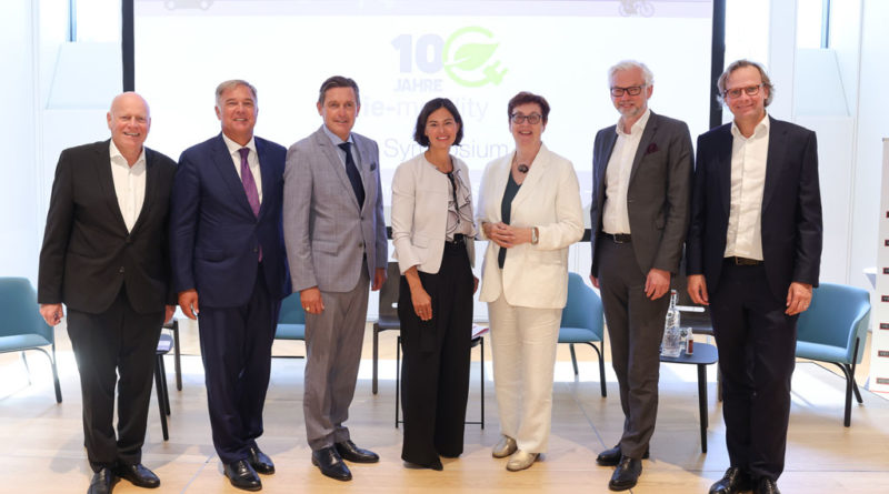 10 Jahre vie-mobility: Sustainable Traffic & Infrastructure Solutions