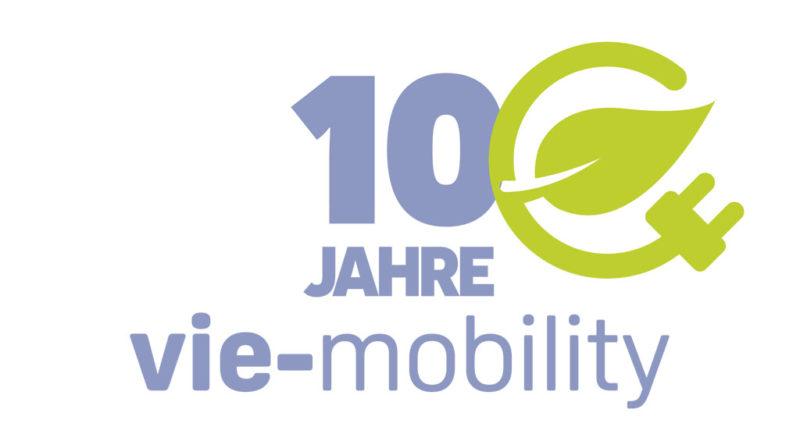 """In den Wirtschaftssendungen von  W24 TV war """"10 Jahre vie-mobility"""" präsent"""
