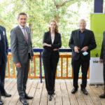 Nachhaltige Elektromobilität und Standortentwicklung beim 10.vie-mobility Symposium