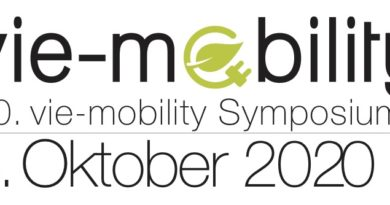 Programmheft des 10. vie-mobility Symposiums